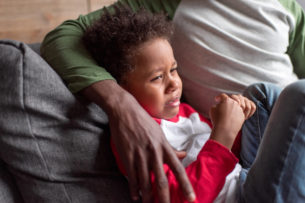 coParents' Guide on Comforting Your Child