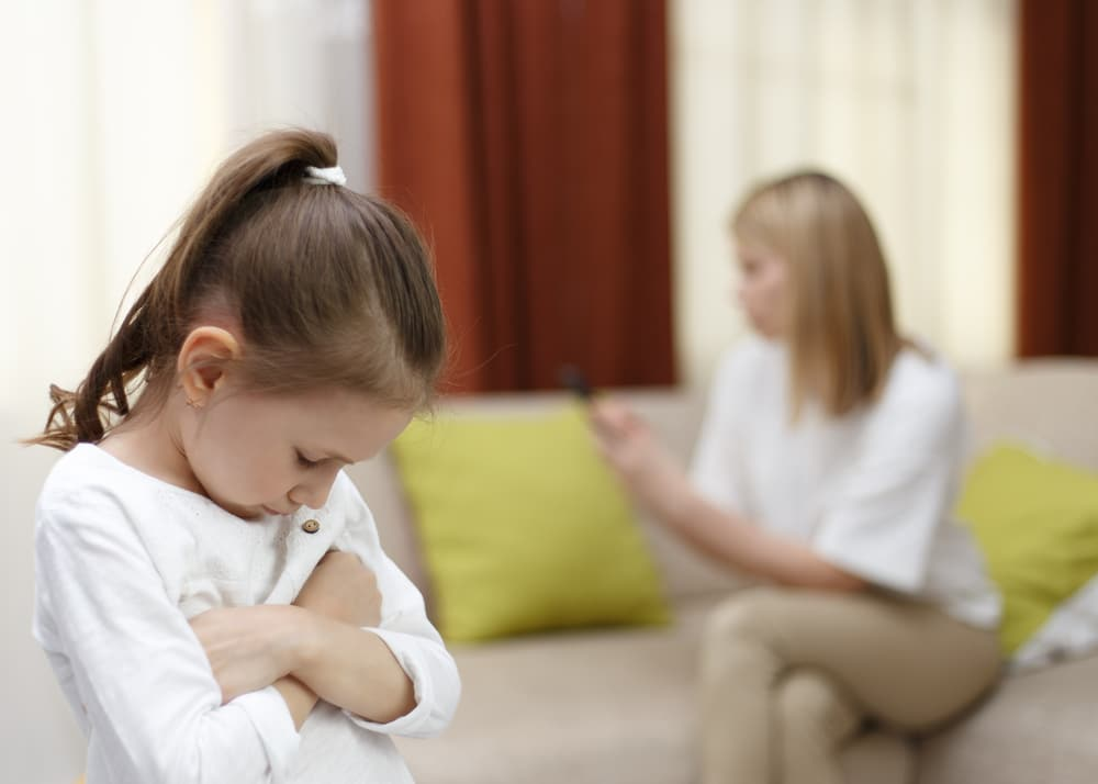 Child Reprimanding, Abuse and Brain Development