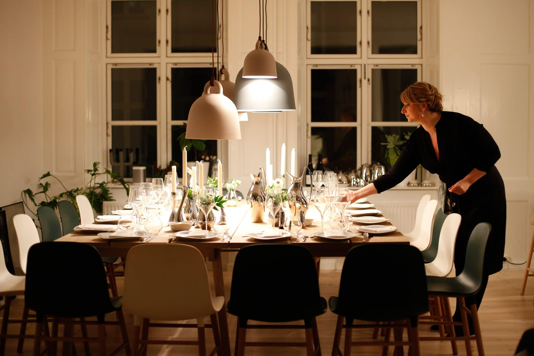 The Unexpected Dinner Guest – An Ex-Etiquette Refresher