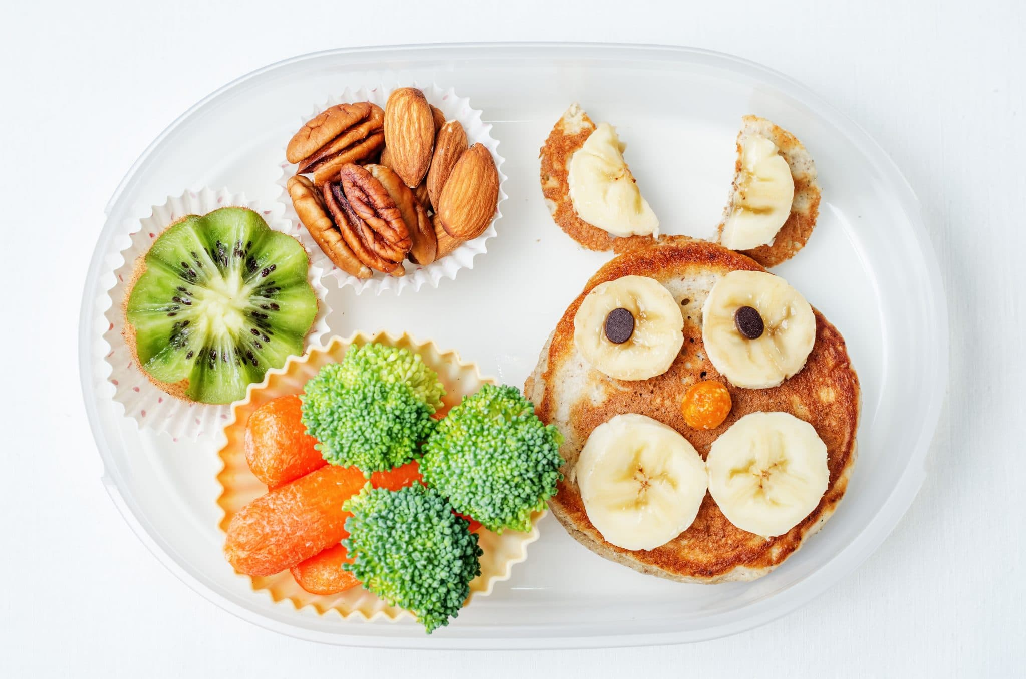 You Are What You Eat: Negotiating Your Children's Diet with Your coParent