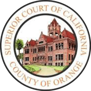 The Seal of the Superior Court of California, County of Orange