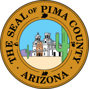 The Seal of Pima County Arizona