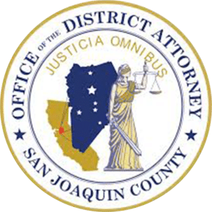 Seal of the Office of the District Attorney of San Joaquin County California